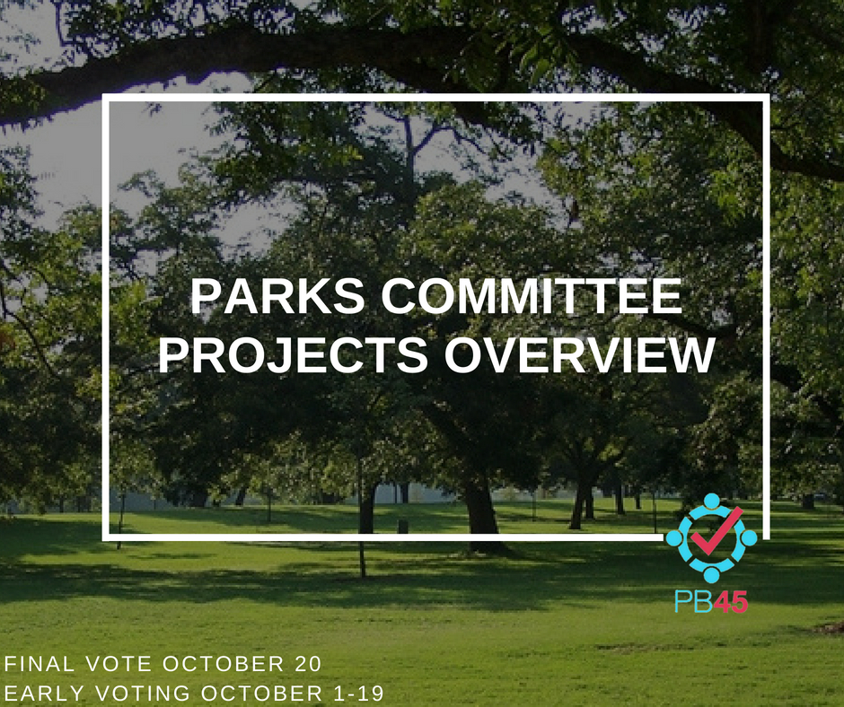 Parks Committee Overview